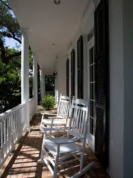front porch with rocking chairs houzz