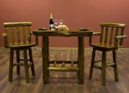 Best Rustic Dining And Bar Furniture And Decor Images On - Lake furniture