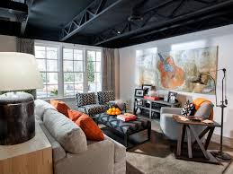 Home Basement Ideas 13 Amazing Basement Design Ideas Hgtv