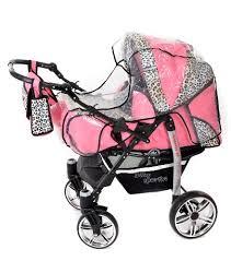 2 1 travel system baby pram 360 swivel wheels