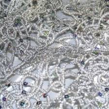 silver lace table overlay table overlays elegance designs rentals