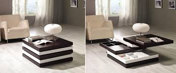 Storage Living Room Tables Designing For Small Spaces Coffee Tables With Storage Core77