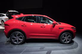 crossover cars 2017 jaguar reveals e pace the crossover suv for millennial couples