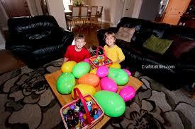 easter egg surprises easter egg hunt the kids cool idea not
