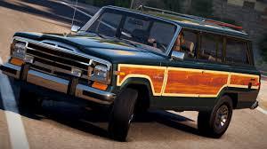 jeep grand 3 jeep grand wagoneer gameplay forza horizon 2 alpinestars car