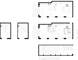 Loft Conversion Floor Plans by Loft For Adn Architectures Archdaily