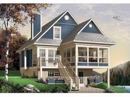 house plans sloped lot plan 027h 0141 find unique house plans home plans and floor