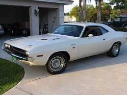 white dodge challenger for sale 1970 dodge challenger r t vanishing point replica