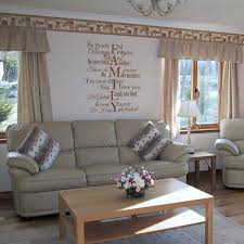 Aliexpresscom  Buy Family Wall Decal Rules Vinyl Wall Quote Be - Family room wall decals