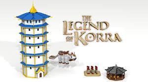 legend of korra lego ideas the legend of korra air temple island