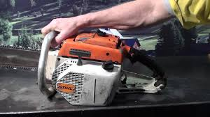 thechainsawguy the chainsaw guy shop talk stihl 075 chainsaw youtube