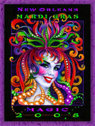 new orleans mardi gras mask masks and make believe