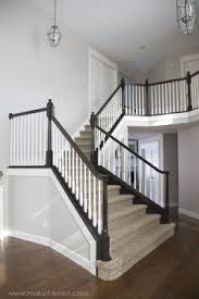 Banisters The Perfect Paint Schemes For House Exterior Newel Posts