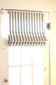 French Door Screen Curtain Enclosed Door Blinds Horizontal For French Doors John House 1 2 Mini