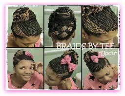braided basket updo youtube