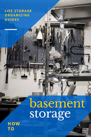 How To Declutter Basement 10 Helpful Basement Organization And Storage Ideas