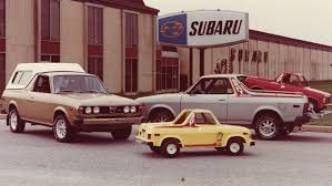 subaru leone coupe here u0027s what subaru of america is planning for its 50th anniversary