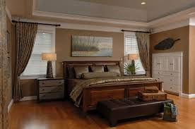 traditional master bedroom with chandelier carpet alexander 5