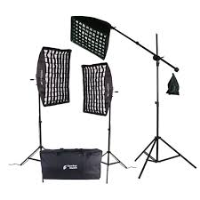 cheap studio lights for video vl 9004s b6 grid