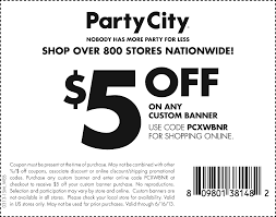 party city halloween 2015 party city printable coupon