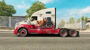 kenworth 2017 t680 for euro truck simulator 2
