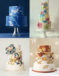 Cool Cakes Painted Cakes U2013 Knot Yet A Bride Events