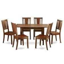 dining room sets 7 piece shop dining sets at lowes com