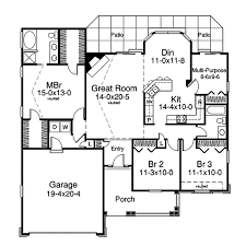 ashmont park ranch home plan 007d 0163 house plans and more
