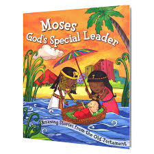 learning is fun picture bible stories moses god u0027s special leader