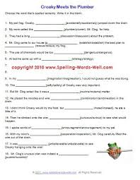 29 best spelling worksheets with pizazz images on pinterest