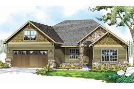 craftsman one story house plans craftsman house plans cascadia associated designs single story