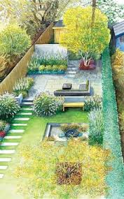 love this back garden design plan эскиз pinterest garden