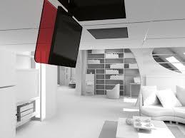 porta tv soffitto sistemi integrati maiorflip 900r e 900n staffe tv da soffitto