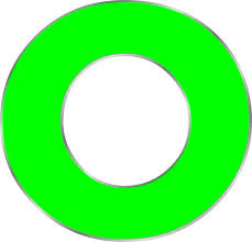 letter o clip art at clker com vector clip art online royalty