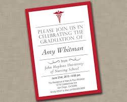 nursing school graduation invitations templates free nursing school graduation invitations free with