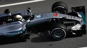 mercedes barcelona barcelona f1 testing day one start fast mercedes go
