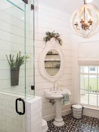 windmill farm remodeling hall bathroom again joanna gaines