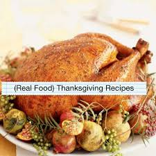 a up of real food thanksgiving recipes treats