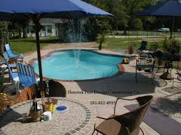 Patio And Pool Designs Swimming Pools Houston Swimming Pool Builder And Spa U0026 Waterfall