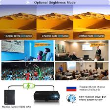 aliexpress com buy nierbo 3500 lumens android projector imax 3d
