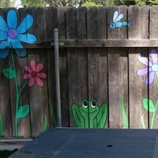 Fencing Ideas For Backyards by 251 Best Fence Decor Images On Pinterest Gardening Garden Ideas