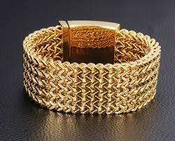 gold bracelet styles images 12mm 18mm 30mm wide snake styles men biker link chain bangles punk jpg