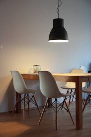 Ikea Dining Table And Chairs by Hektar Lamp Dark Grey 38 Cm Ikea Oak Table Jysk White Chairs