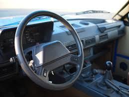 Classic Range Rover Interior 1986 Land Rover Range Rover Classic Two Door Turbo Diesel