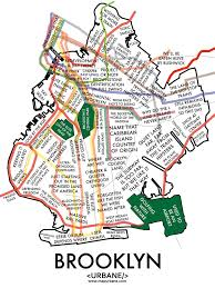 Map Of Brooklyn Ny Map Of Brooklyn New York Neighborhoods You Can See A Map Of Many