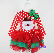 new year baby clothes new year baby dresses retail christmas girl dress