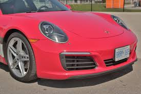porsche trunk 2017 porsche 911 turbocharged engines put to the test autoguide