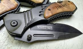 pocket knife engraving carving pocket knife wood wooden thing