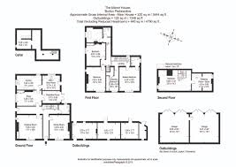 Manor House Floor Plan 5 Bedroom Detached For Sale In Sleaford