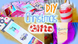 Homemade Christmas Gifts by Diy Christmas Gifts For Friends Mom Teachers Boyfriends